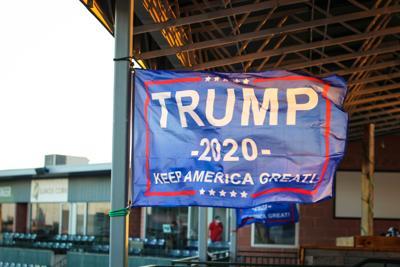 Trump flag
