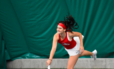 ISU women's tennis swept by Nebraska, Wyoming over weekend
