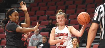 ISU women's basketball defeats UT Martin 70-47 for fourth straight win