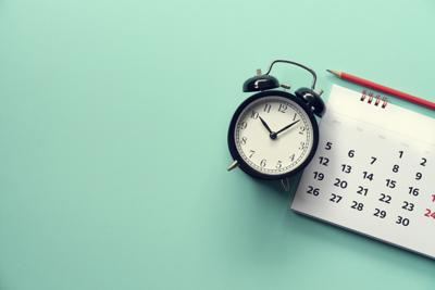 Time management tips for students as the semester comes to a close