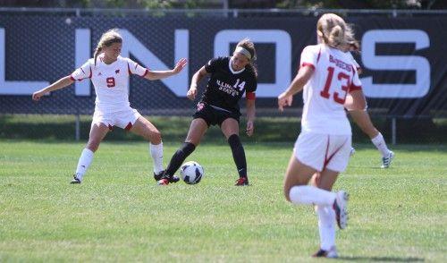 Redbird soccer beats TCU, falls to Texas