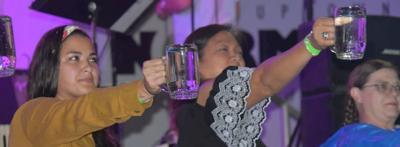 Medici Oktoberfest offered plenty of beer, entertainment
