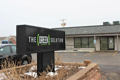 The Green Solution awaits approval for recreational marijuana
