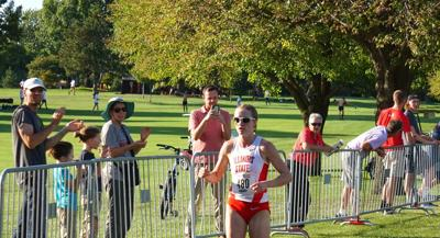 ISU cross country falls in NCAA Midwest Regional
