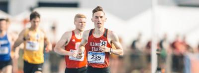 Redbird trio earns All-America honors at NCAA track and field championships