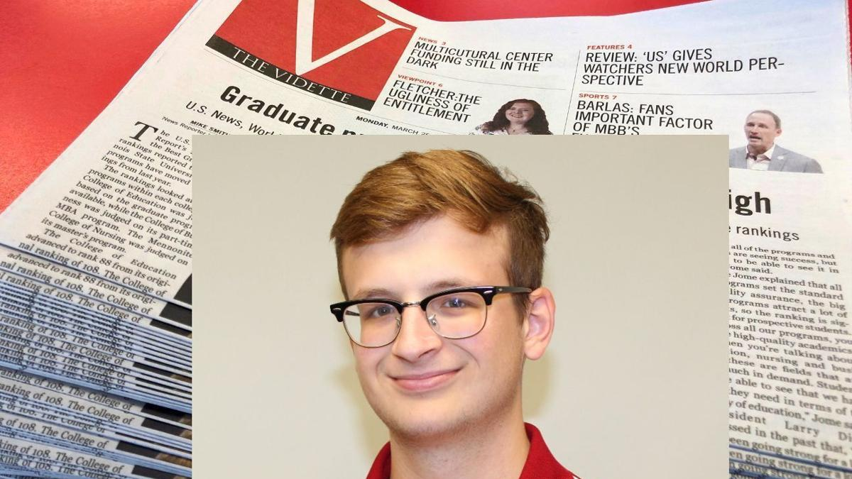 Sermersheim: The Vidette gives taste of the real world of sports reporting