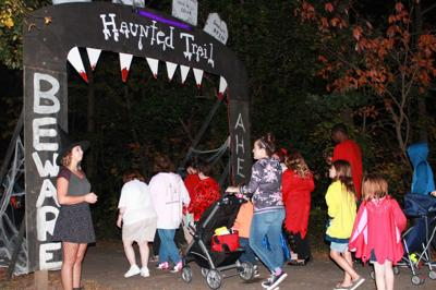Haunted Trail to offer non scary Halloween fun