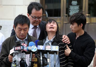 Man convicted of killing U of I scholar from China faces death penalty