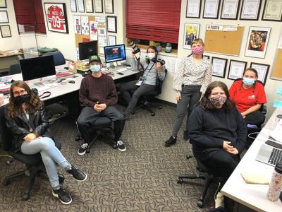 Vidette Staff_November 2020