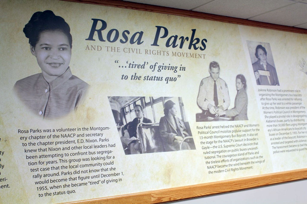 Rosa Parks Heirs Lose Legal Battle Against Target