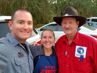 Helping veterans is all in the family for Taylor clan