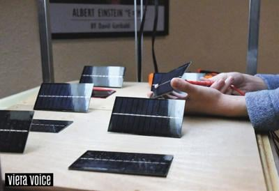 High school science fairs enter digital era