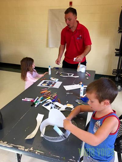 Homeschoolers enjoy fun break at Viera Regional Community Center