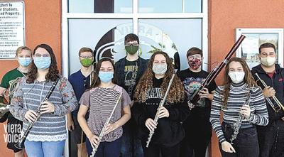 Nine Viera High band members selected to Florida All-State ensemble