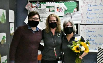 Ortiz is Viera High's Teacher of the Year; Peterson named Employee of the Year