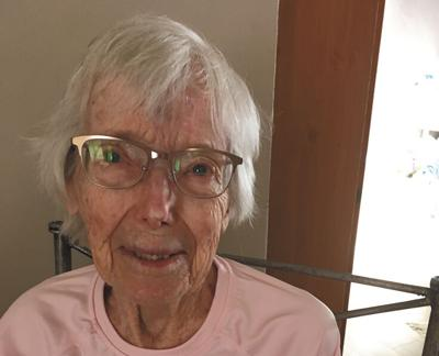 98-year-old takes steps to raise funds for good cause