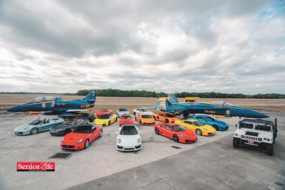 Car, truck enthusiasts get their own show at Warbird Museum