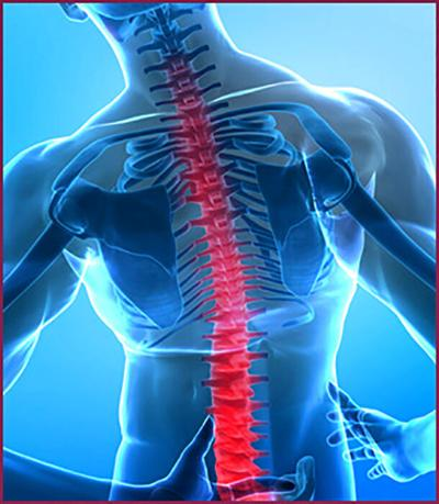 Consulting with a chiropractor could lead to pain relief