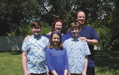 Life with triplets involves deep community connection