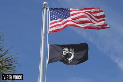 POW/MIA flag flies at Viera High and other schools