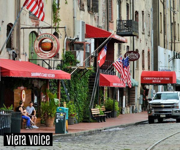 Oldest City in Georgia Savannah, Georgia