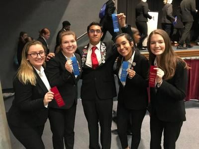 Spira, Viera High peers display brilliance at regional academic event in Deltona