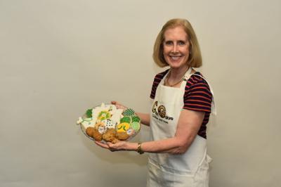Retired teacher stays busy baking sweet treats