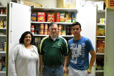 VHS food pantry will make Christmas brighter for needy families