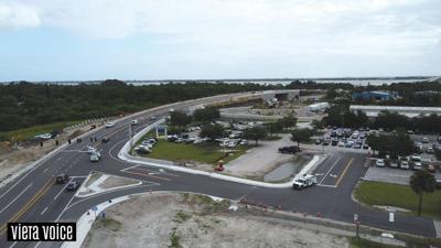 Pineda Plaza enjoys new overpass traffic