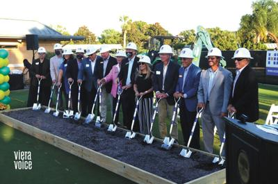 Suntree Country Club members look forward to modern clubhouse