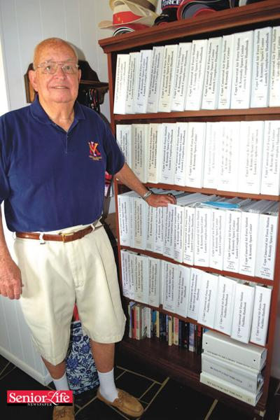 Air Force veteran documents every missile, rocket launch