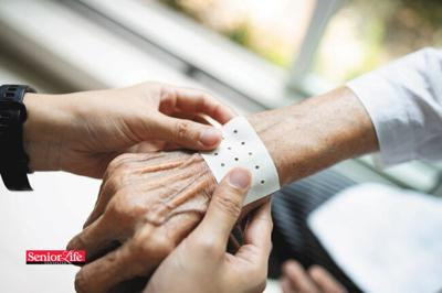 Pain patches: Are they the right choice for you?