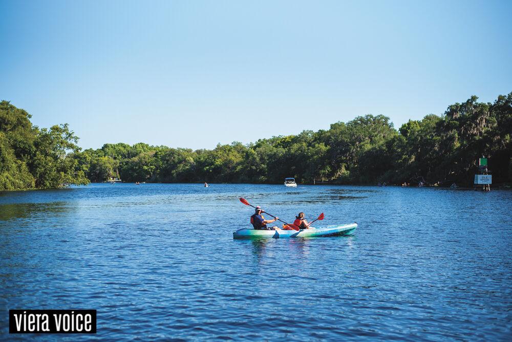 Natural Springs - Blue Spring State Park