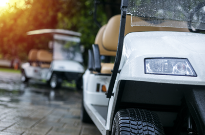 Operators should be aware of golf cart regulations in Suntree and Viera