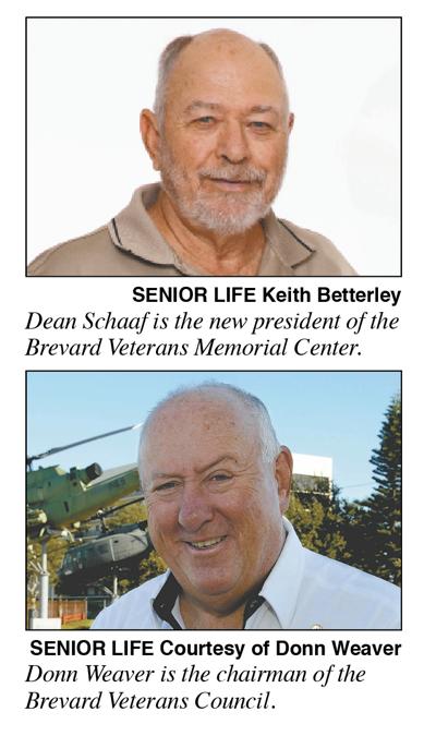 New officers sworn in at Brevard Veterans Memorial Center