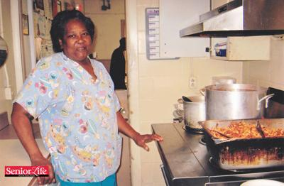 Longtime cook loved serving up hot meals to the needy