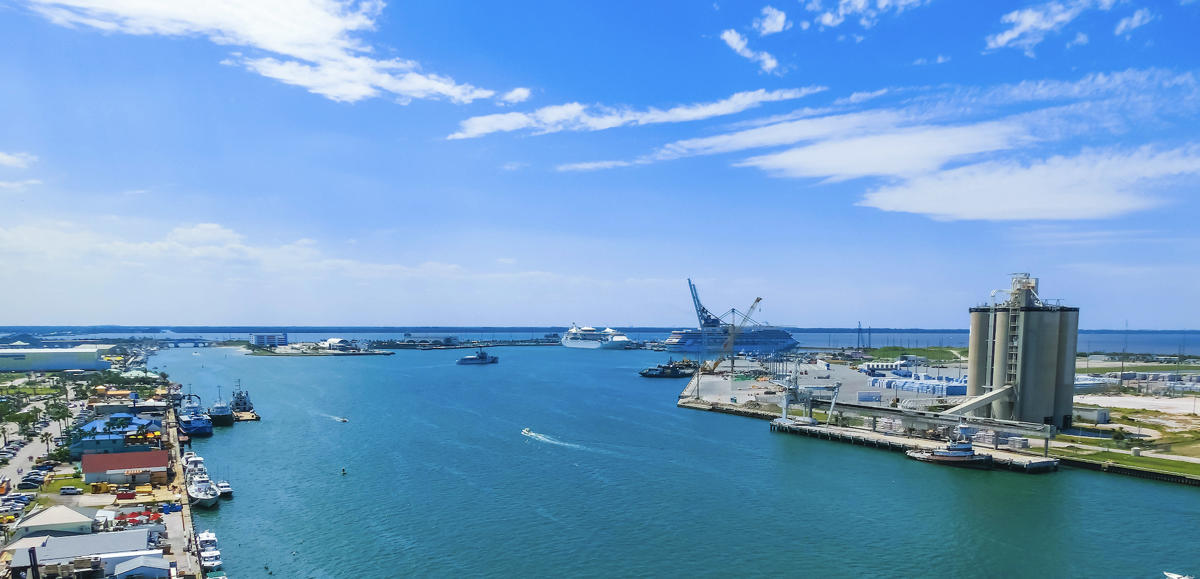 DeSantis demands CDC lift cruising ban during roundtable at Port Canaveral
