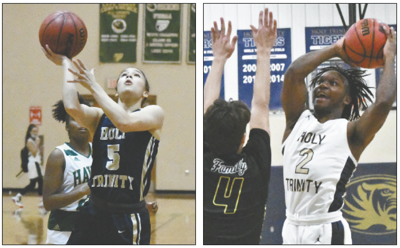 Holy Trinity basketball teams show playoff potential