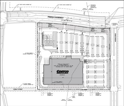 Costco store planned for near future extension of Pineda Causeway