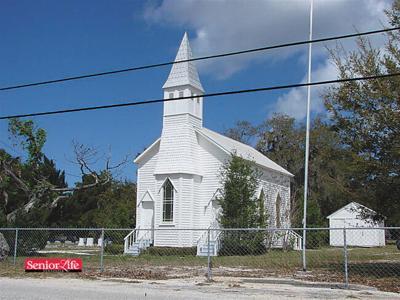Cemetery visit awakens Brevard's past