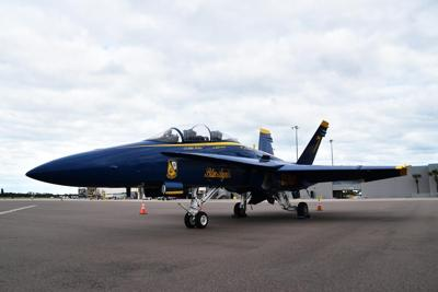 The Blue Angels add MLB to its 2021 Schedule