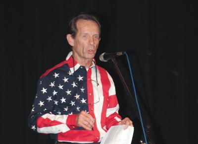J.T. Shealy is Brevard's Mr. Bluegrass