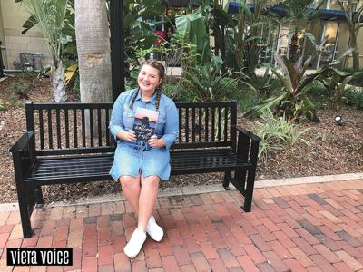 Viera junior publishes novel, works to teach others