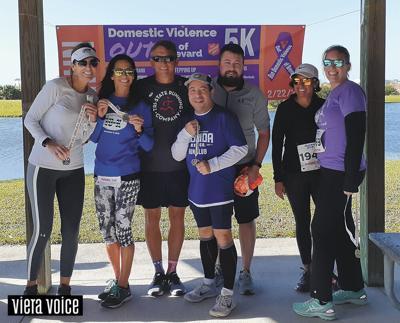 Domestic violence program pins hopes on Viera 5K