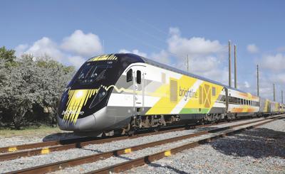 Brightline trains skip Brevard, on track for late 2022