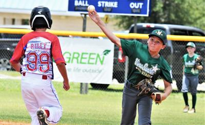 VSLL roundup: Werkeiser, Deligato combine for no-hitter; 11-year-old baseball now 1-1 in pool play