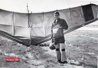 Military service was best thing for hang gliding veteran