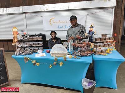 Winter craft festival returns to Titusville's Fox Lake Park