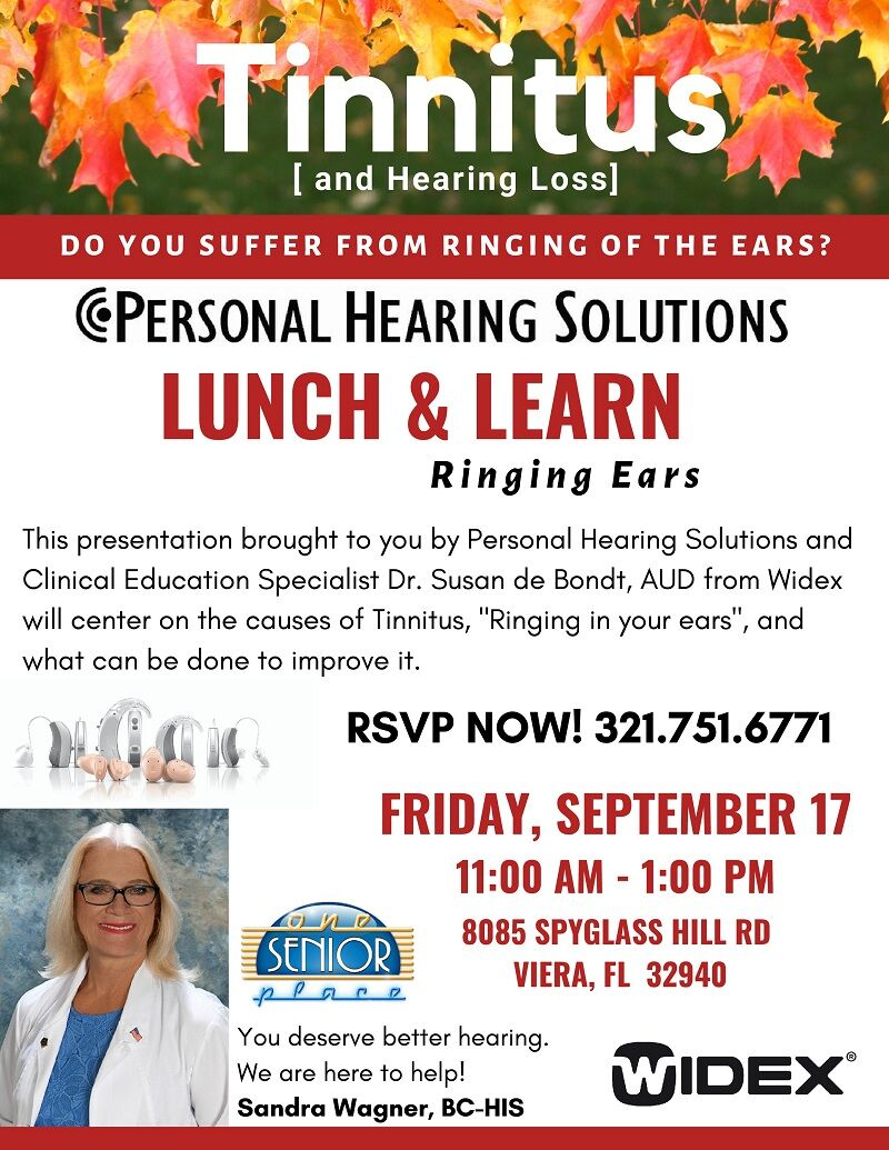 Personal Hearing