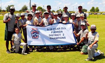 VSLL hosts Little League All-Star tournaments
